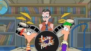 Phineas and Ferb - Ain't Got Rhythm
