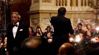 Andrea Bocelli, Ave Maria Caccini, Il grande Mistero, Budapest 05-11-16