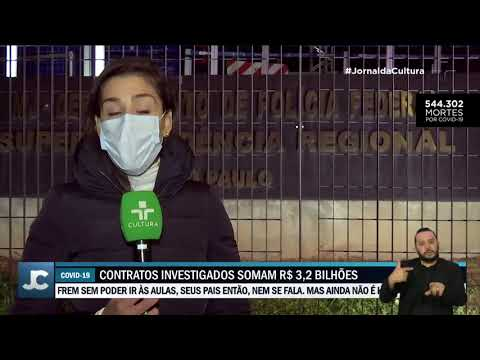 Investigações da PF relacionadas a contratos para enfrentamento da pandemia chegam a R$ 3 bilhões