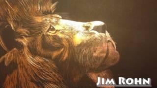 Jim Rohn: Three Keys To Greatness
