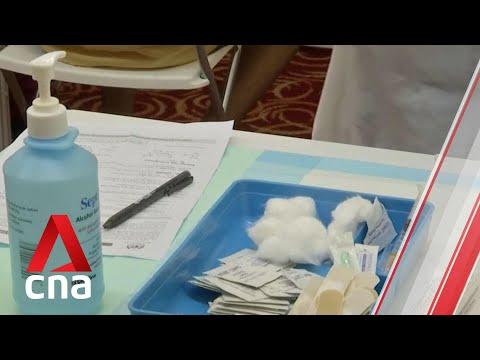 COVID-19: Malaysia launches separate AstraZeneca inoculation drive