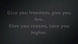 Give me freedom give me fire width=
