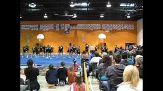 Cheerleading. Heritage Regional High School Juniors A