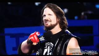 AJ Styles vs Shinsuke Nakamura WrestleMania 34 Promo Video HD