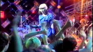Berlin No More Words 1984 UK TV Show (Rare Footage) Take My Breath Away
