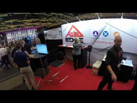 Allied Building Products at the 2016 MRCA Show in Columbus, OH