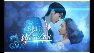 "Bride of The Water God❤️ GMA-7 OST ""SUNTOK SA BUWAN"" Migo Adecer (MV with lyrics)"