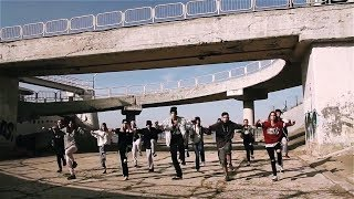 """Shahmen - Lost Angeles""/hip-hop choreo by Subbotin Valeriy (школа танцев STEP UP)"