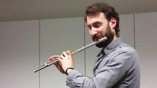 A.Vivaldi - The four seasons Remix   Beatboxflute   Nerses Ohanyan