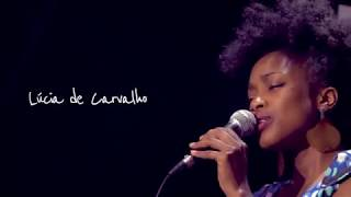 Lucia de Carvalho - No meu jardim, showcase Fnac V. da Gama (Lisboa)