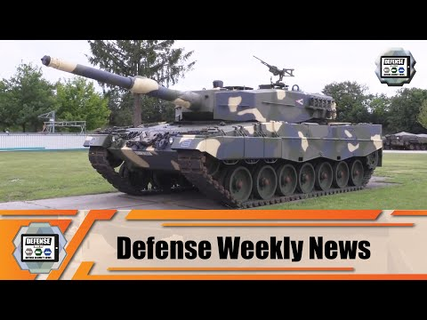 Defense security news TV weekly navy army air forces industry military equipment July 2020 Video 1
