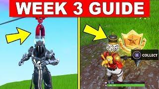 week 3 battle star