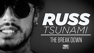 Russ - 'Tsunami' - The Meaning Behind The Lyrics (In Studio Performance)