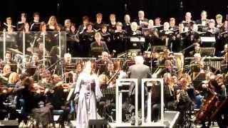 """Ennio Morricone Live - """"L'estasi dell'oro"""" Finale + Standing Ovation"""