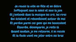 Edith Piaf - La foule (Lyrics/Paroles HD)