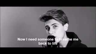 Lukas Rieger - Stitches ( Shawn Mendes Cover )- subtitles