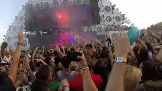 Hardwell & Jewelz&Sparks - Safari (LIVE GOPRO HD) @ Sunblast Festival Tenerife