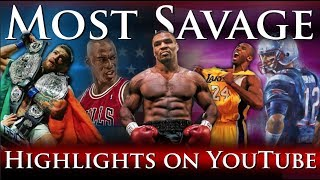 Most Savage Sports Highlights On YOUTUBE (S01E03)