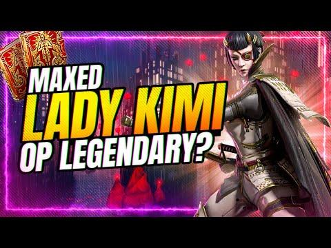 Is Lady Kimi INSANE?! | RAID Shadow Legends