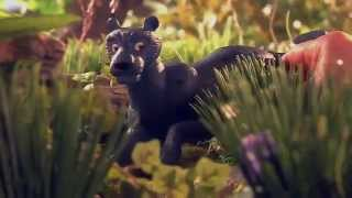 The Jungle Book - Action Figures - TV Toy Commercial - TV Ad - TV Spot - Sun Mate Corporation