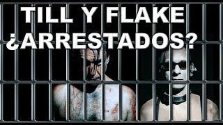 DATO CURIOSO: Till y Flake arrestados por su show de Buck Dich