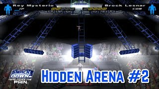 Hidden Arena #2 Unlocked | WWE SmackDown! Here Comes The Pain (2003)