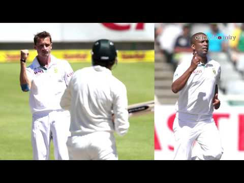 South Africa beat Pakistan by 4 wickets to register series win