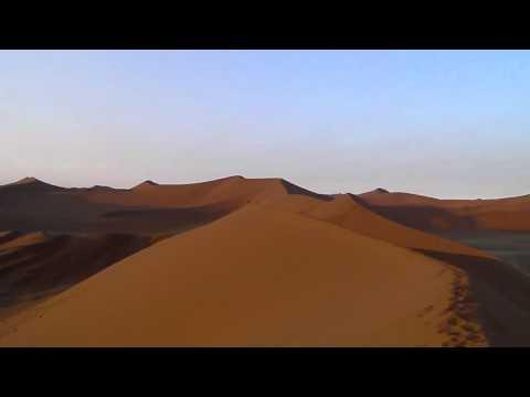 La Duna 45, Sossusvlei, Namibia, agosto 2010