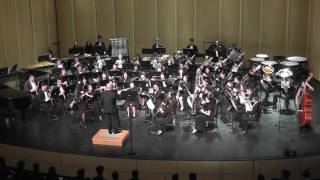 "JLHS Wind Symphony ""The Fairest of the Fair"" 3/21/17"