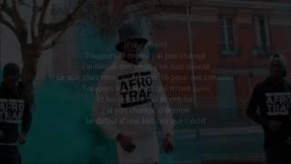 mhd maman j'ai mal parole ( lyrics )