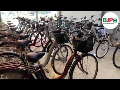 อัพเดตจักรยานไฟฟ้าที่ร้านให้ชมกันครับ @BJP Electric Bike Japan