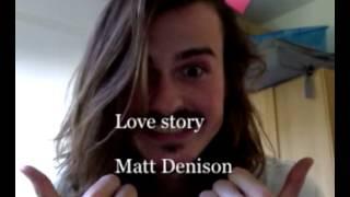 Love story ( taylor swift hard rock / pop core cover ) - Matt Denison