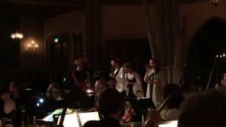 Skalbaggen, 20/12 2016, Oscar Fredriks Kyrka