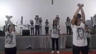 Tribo Do Leão Coreografia
