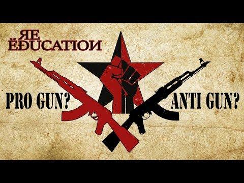 Anarcho-Communism and Gun Control