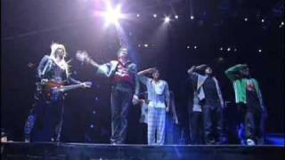 Michael Jackson's final performance two days before he died