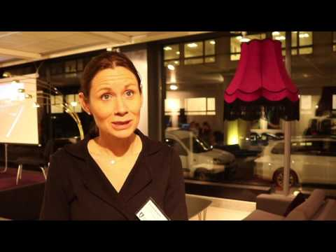 Trafiksamordnare Gunilla Brogren om trafikplanering för Hagastaden