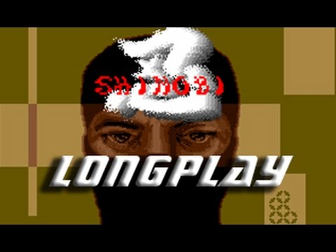 Shinobi (Commodore Amiga) longplay
