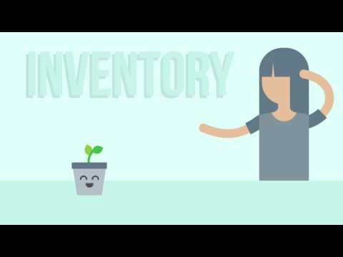 Vend Delight Land - Inventory