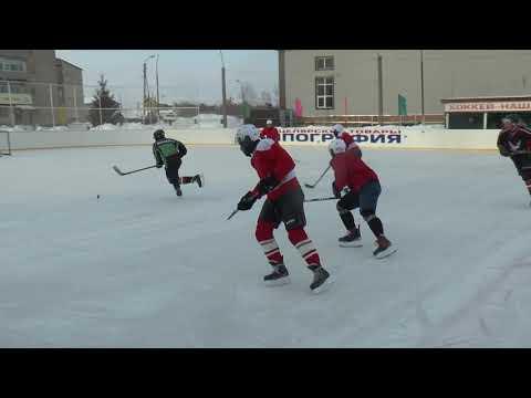 Хоккей памяти Ихсанова