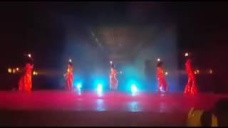 V Espetaculo Oásis  - Aladin e a Lampada -  Katricia Rockenbach