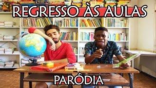 REGRESSO ÀS AULAS PARÓDIA feat. Paulo Sousa (Diogo Piçarra - Dialeto)