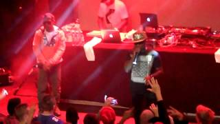 Mobb Deep - Give up the goods @ Babel( Live In Sweden)