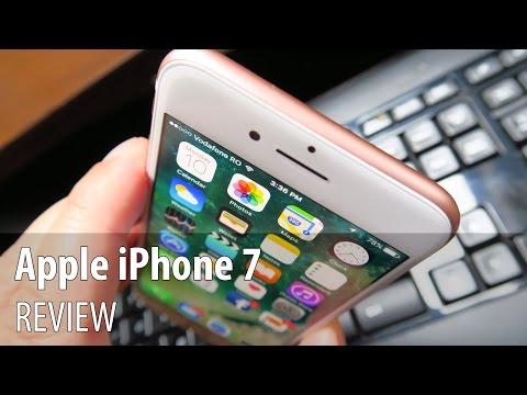 Apple iPhone 7 Review în Limba Română