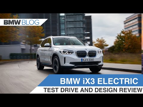 2021 BMW iX3 Electric SUV - The best X3 to buy?