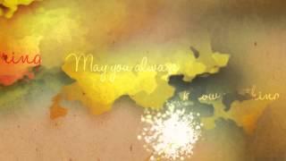 Dear True Love - Lyric Video (student project)