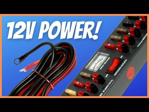 Power Distribution Units for Ham Radio by MFJ