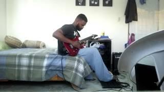 Precioso jesus guitar solo cover