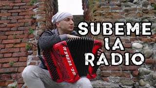 SUBEME LA RADIO - cover fisarmonica accordion - MIMMO MIRABELLI