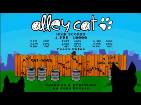 Remakes Zone: Alley Cat Remeow Edition (Joflof)